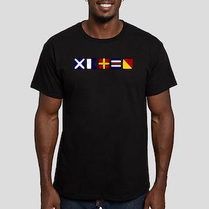 Marco Island Men's Fitted T-Shirt (dark)