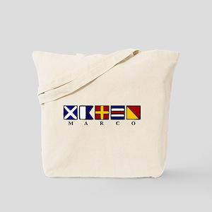 Marco Island Tote Bag