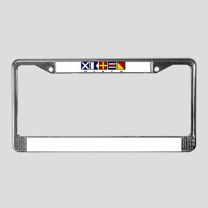 Marco Island License Plate Frame