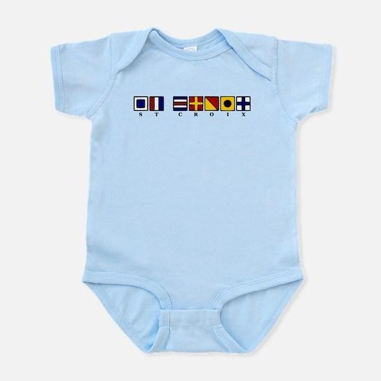 Nautical St. Croix Infant Bodysuit