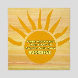 Create Your Own Sunshine Queen Duvet