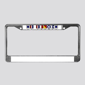 St. Thomas License Plate Frame