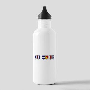 St. John Stainless Water Bottle 1.0L
