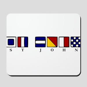 St. John Mousepad