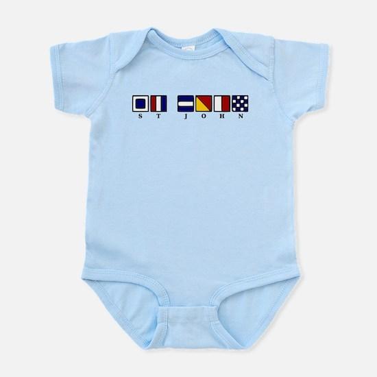 St. John Infant Bodysuit
