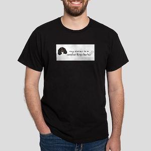 CavalierBlkTanSister.jpg T-Shirt