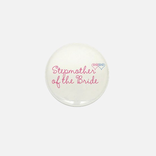 Bride Wedding Set 1 Mini Button