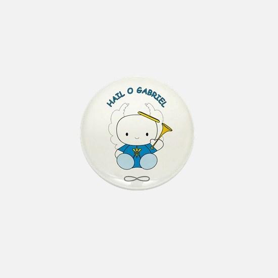 Cute Gnostic Mini Button