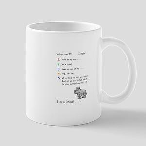 What am I? . . . Mug