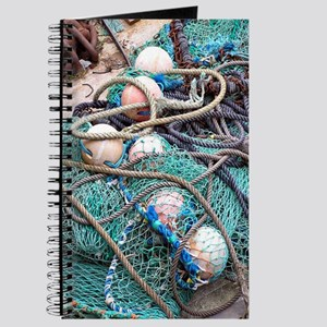 ...Fishing Net... Journal