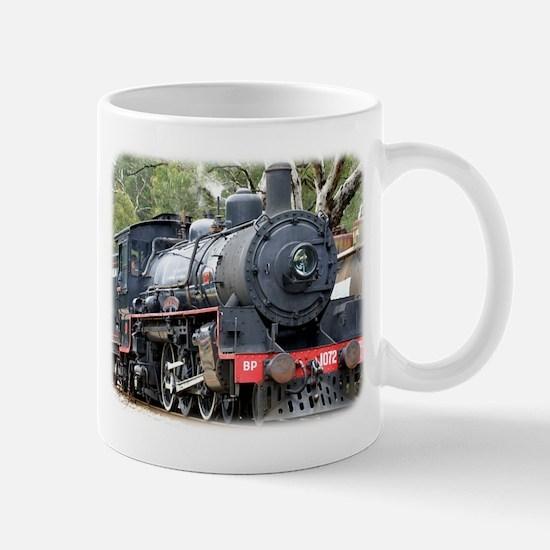 Zig Zag Railway Steam Locomotive 9J54D-01 Mug