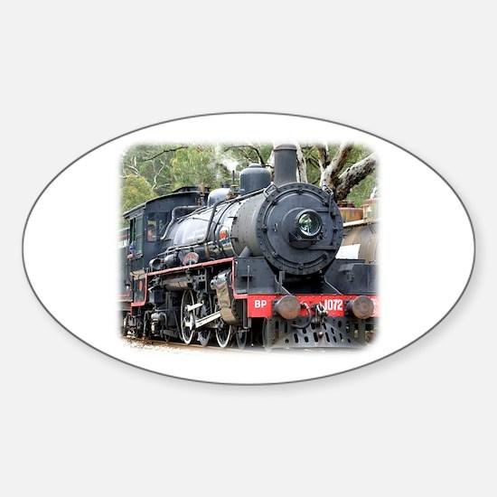 Zig Zag Railway Steam Locomotive 9J54D-01 Decal
