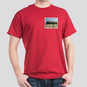 A1 Steam Loco Tornado 9Y487D-105 Dark T-Shirt