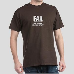 FAA - Mission Statement Dark T-Shirt