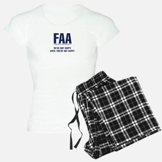 FAA - Mission Statement Pajamas