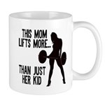 One kid Mom Mug