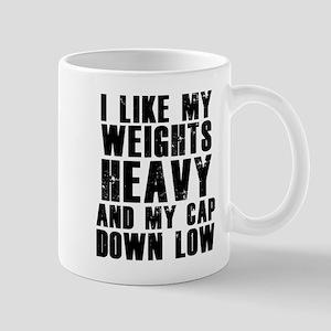 Cap down low Mug
