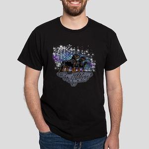 Eternal Moon Rottweiler Dark T-Shirt