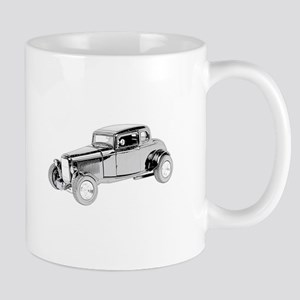 Ford Coupe 1932 -colored Mug