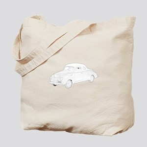 Ford Deluxe 1940 Tote Bag