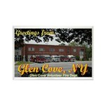 Glen Cove Fridge Magnet