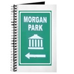 Morgan Park Journal Notebook
