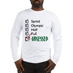 Obsessed Triathlon Long Sleeve T-Shirt