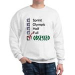Obsessed Triathlon Sweatshirt
