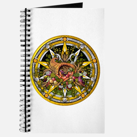 Mabon Pentacle Journal