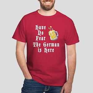 Funny German Dark T-Shirt