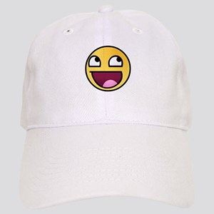Awesome Smiley Cap