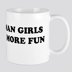 German Girls Have More Fun Mug