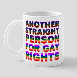 Pro Gay Rights Mug