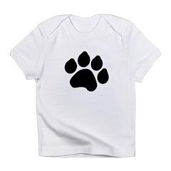 Paw Print Infant T-Shirt
