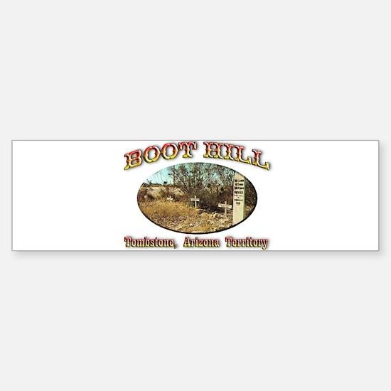 Boot Hill Sticker (Bumper)