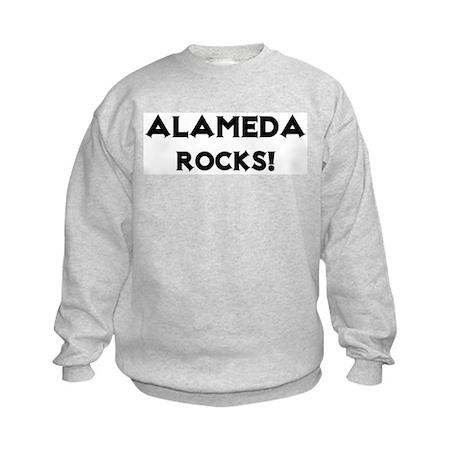 Alameda Rocks! Kids Sweatshirt