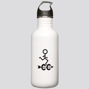 Cross Country CC Stainless Water Bottle 1.0L