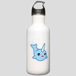 Narwhal Kawaii Stainless Water Bottle 1.0L