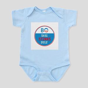 Obama Stinks Infant Bodysuit