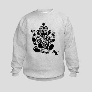 Ganesha Kids Sweatshirt