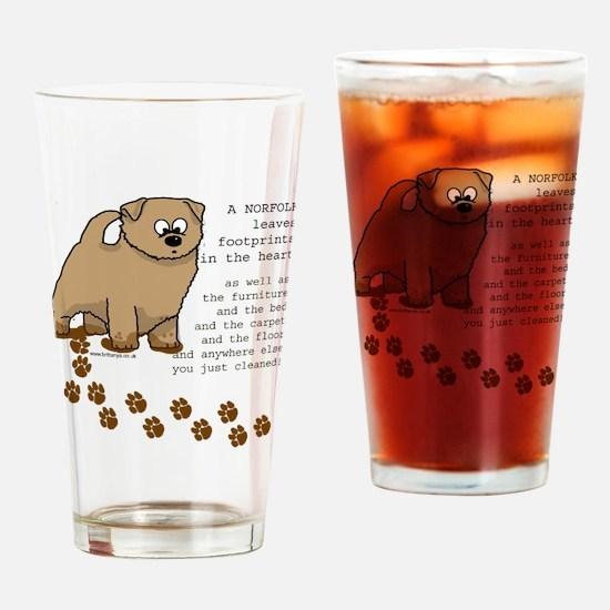 Norfolk's Drinking Glass
