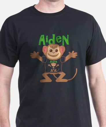 Little Monkey Aiden T-Shirt