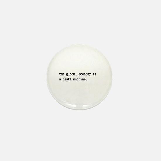 Cute Leftist Mini Button