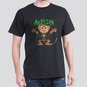Little Monkey Austin Dark T-Shirt