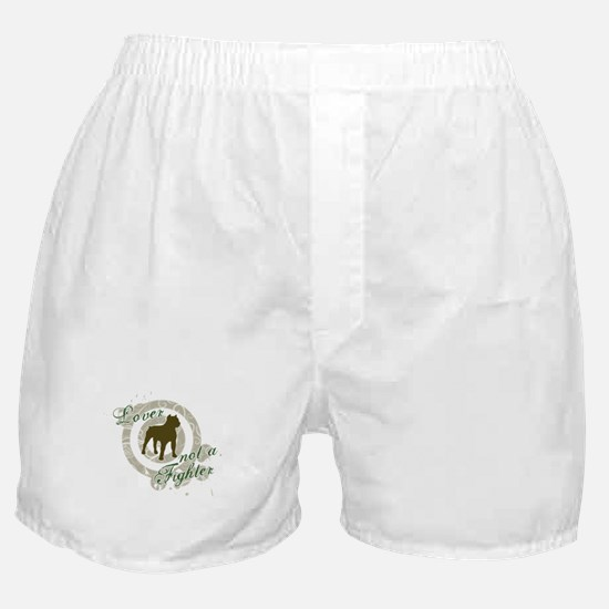 Lover not a Fighter Boxer Shorts