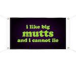 I Like Big Mutts Banner