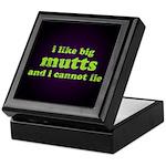 I Like Big Mutts Keepsake Box