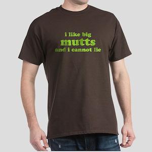 I Like Big Mutts Dark T-Shirt