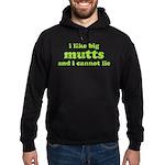 I Like Big Mutts Hoodie (dark)