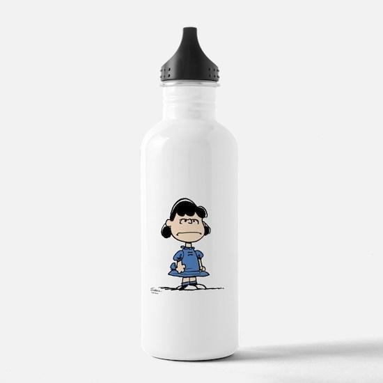 Lucy Van Pelt Water Bottle